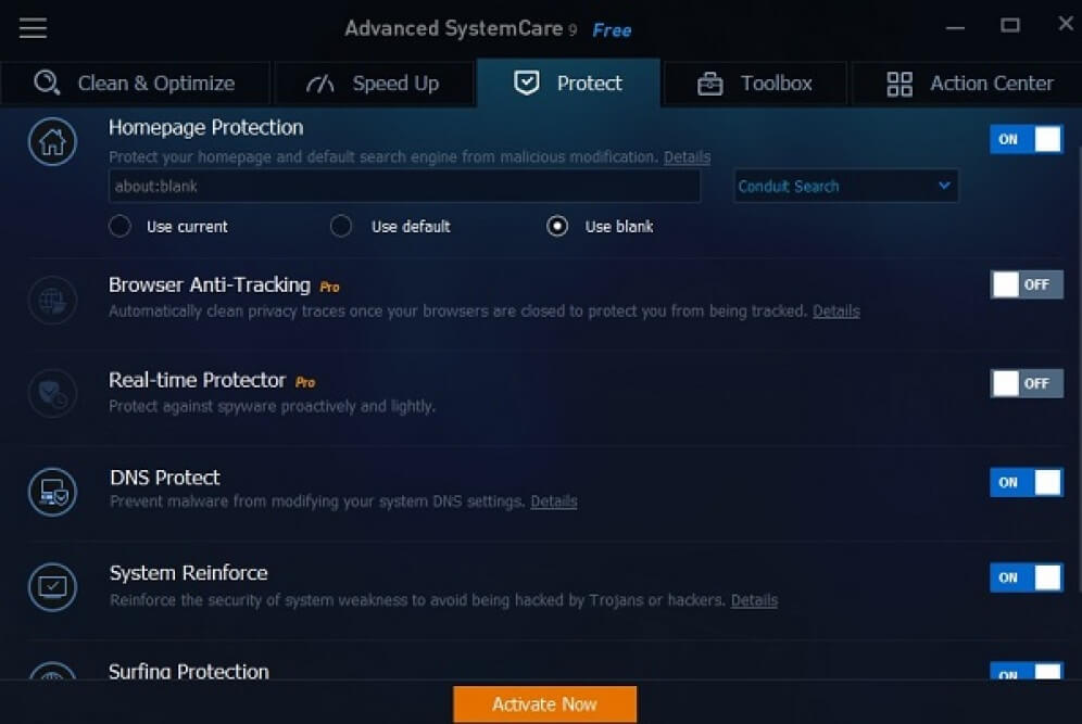 Advanced Systemcare crack + Patch