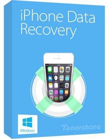 FonePaw iPhone Data Recovery 7.5 Crack