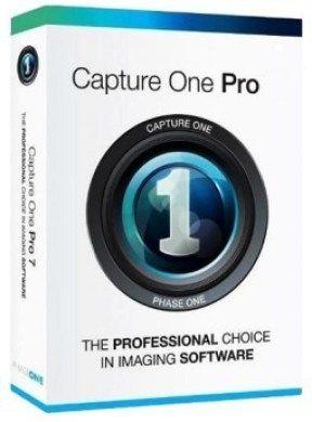 Capture One 20 pro Crack