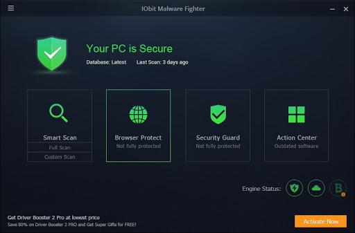 Iobit Malware pro free download