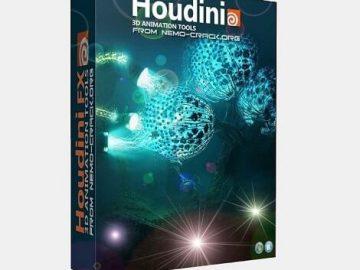 Houdini 17.5 Crack Free Download