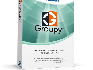 Stardock Groupy crack patch
