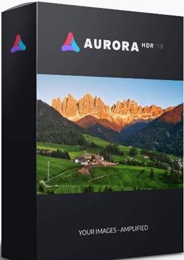Aurora HDR logo