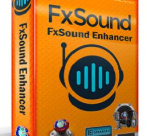 Fx sound Enhancer Crack Latest Version Free Download 2020
