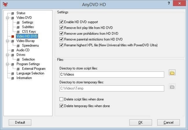 Anydvd hd Latest Version 8.4.9.0 Crack 2020 Free Download
