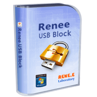 Renee USB Block Icon