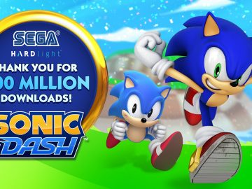 Sonic Dash hits 400 MILLION Downloads, More Content to Come - The Sonic Stadium