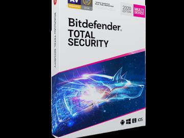 Bitdefender Total Security 2020 Crack Plus License Key [Latest]