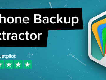 iPhone Backup Extractor for Windows and Mac - Recover your lost data