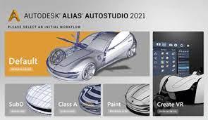 Autodesk Alias Surface Crack