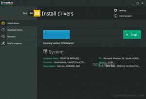 DriverHub crack