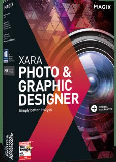 Xara Photo & Graphic Designer Crack